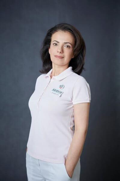 БАГДАСАРЯН АННА Стоматолог-терапевт, эндодонтист.